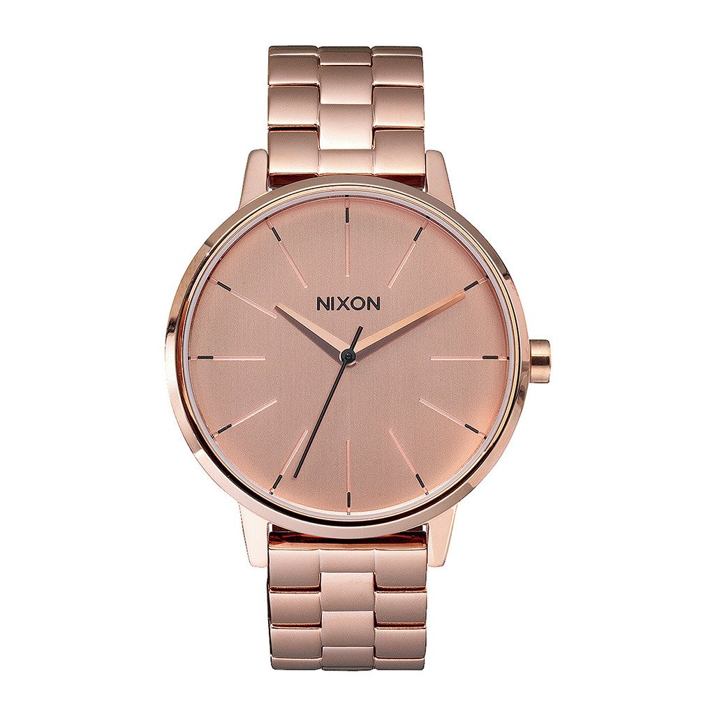 41c9e21f6806 zegarek damski nixon kensington all rose gold A099 897