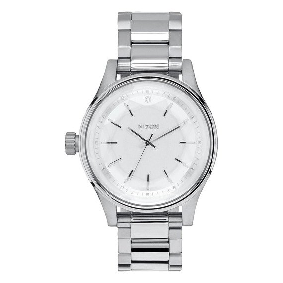 Zegarek Damski Nixon New Facet 38 All Silver