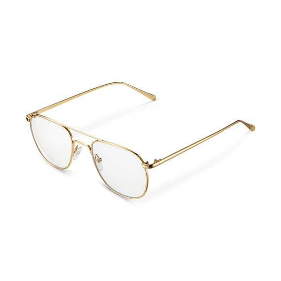 Okulary Meller Blue Light BAMAKO Gold