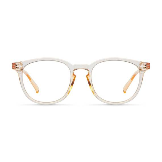 Okulary Meller Blue Light Banna Champagne