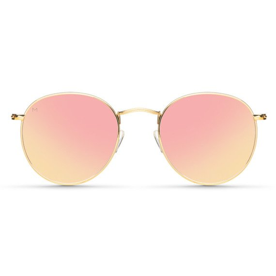 Okulary Meller Yster Gold Rose