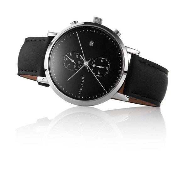 Zegarek Meller Makonnen Black Night Chronograph