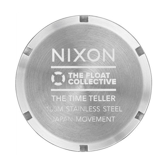 Zegarek Nixon Time Teller Blue/Float